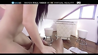 BaDoink VR Kittina Ivory Wants On every side Be Your Nasty Bitch VR Porn