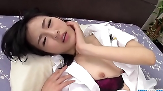 Ruri Okino full threesome porn play surrounding hard modes  - More at javhd.net