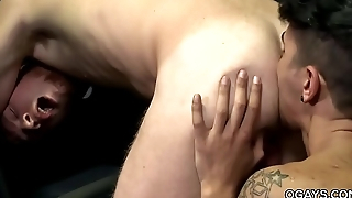 Big cocked studs having some gay fun